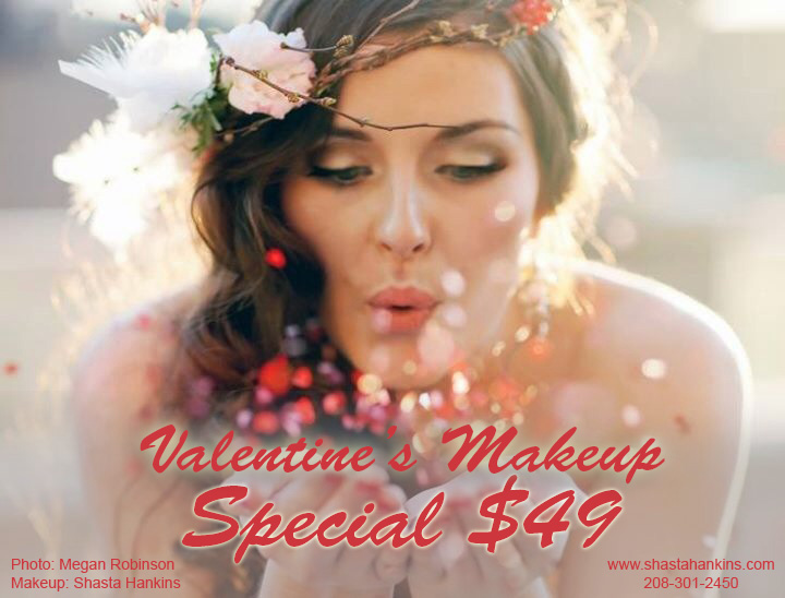 Valentine's Makeup Special